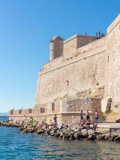 Fort Saint-Nicolas - Marseille, France