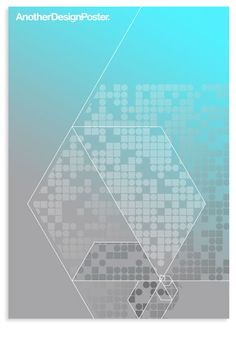 Hexagon | Grey by Kathy Kavan, via Flickr