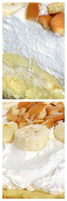 Old-Fashioned Banana Cream Pie-Just like Grandma's (With Video! Best Dessert Recipes, Dessert Ideas, Fun Desserts, Delicious Desserts, Other Recipes, Easy Recipes, Easy Meals, Cooking Recipes, Custard Pies