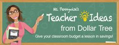 This is a great resource for obtaining classroom supplies on a teacher's budget.  The main disadvantage for high school teachers is that most of the decorative ideas are geared toward elementary school students.
