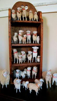 Mugwump Woolies: ...more bits of Christmas