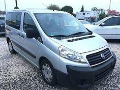 Fiat Scudo 6 Sitze * Klima* TÜV * LKW Zulassung Euro4