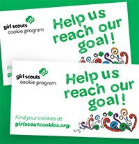 Girl scout cookies and learning life skills girl scouts girl scout cookies and learning life skills girl scouts pinterest business cards business and banners colourmoves