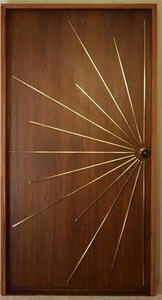 Modern Wooden Doors, Wooden Main Door Design, Single Door Design, Wooden Ceiling Design, Door Design Interior, Home Room Design, Bedroom Door Design, Interior Office, Modern Interior Doors