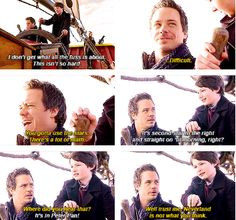 deleted scene from season 2. Neal teaching Henry how to sail the ship. more proof that they were wrong when they had Henry say he learned it from Hook in the finale.