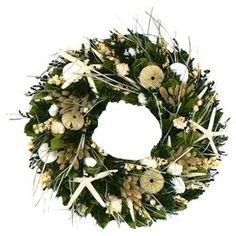Preserved Island Wreath