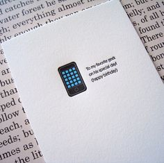 iphone geek by Lucky Bee Press