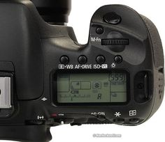 Canon 7D Users Guide - Must read this later
