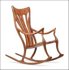 Custom Made Shangrila Rocking Chair