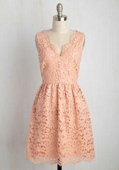 Elegant of Surprise Dress