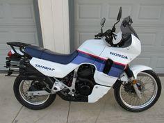 1989 Honda TRANSALP XL600V