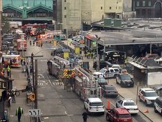 A NJ Transit train crashed into the Hoboken train station Thursday morning. Up to three people have died, with more than 100 others injured.