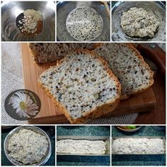 How To Make Bread, Bread Making, Banana Bread, Meals, Desserts, Brot, Baking, Tailgate Desserts, Deserts