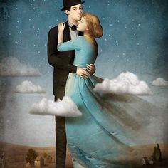 The Elegant Dreamy Surrealism of Christian Schloe Each beautifully designed composition is a whimsical fantasy concocted by the talented artist. Schloe playfully blends realistic elements with perplexing, conceptual ideas. In doing so, he creates the. Foto Poster, Poster S, Pop Surrealism, Heaven Art, Creation Photo, Max Ernst, Magritte, Wassily Kandinsky, Surreal Art