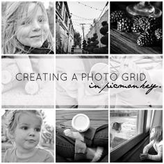 creating a photo grid in picmonkey :: a tutorial