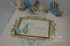 Another great Stampin Up Card