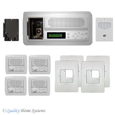 How To Replace Your Old Nutone Or M Amp S Intercom System