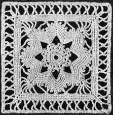 vintage crochet squares - Поиск в Google