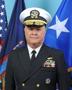"Rear Admiral (lower half) ""Trip"" Powell"