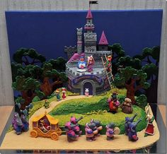 Amazing Disney cakes you have to see to believe.