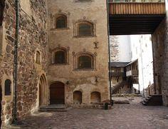 linnan sisäpiha