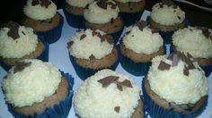 Eierlikör Cupcake Muffins, Cupcakes, Breakfast, Desserts, Food, Backen, Morning Coffee, Meal, Cupcake