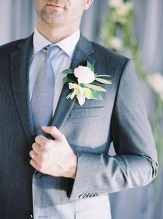 Groom's boutonniere   Wedding & Party Ideas   100 Layer Cake