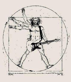 Art Parodies- Vitruvian Man on Pinterest | Leonardo Da ...