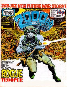 Rogue Trooper A 5860 KUBANG BUAYA 56  DiAiSM ATELIERDIA TJANTEK ART SPACE atElIEr dIA  ACQUiRe UNDERSTANDING