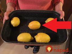 """""""Co se stane když dáte citron do trouby?"""": Toto by měl během zimy vědět každý Griddle Pan, Health, Kitchen, Funguje To, Pineapple, Lemon, Asia, Cooking, Health Care"""