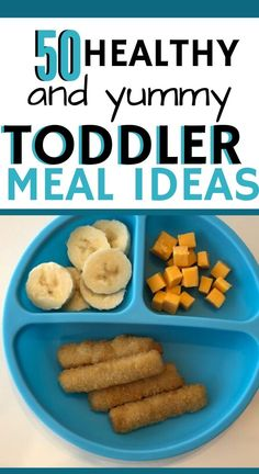 What to feed a one year old: 55 meal ideas, Looking for easy toddler meal ideas? I've got tons of ideas for toddler snacks, toddler lunch ideas, ideas for toddler preschool lunches and more! Easy Toddler Lunches, Picky Toddler Meals, Toddler Finger Foods, Kids Meals, Easy Meals For Toddlers, Homemade Toddler Snacks, Toddler Dinners, Toddler Food, Homemade Baby
