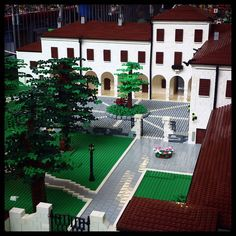 #Villa di Serio esposizione Lego #Lego #Villa Carrara by vongola73