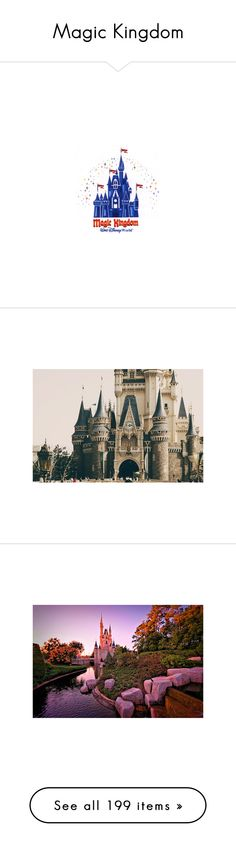 """Magic Kingdom"" by disneydressing ❤ liked on Polyvore"
