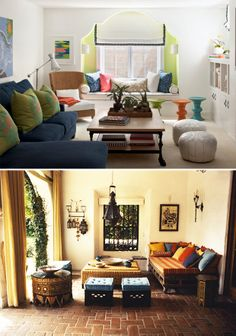 Justina Blakeney: Rooms : Eclectic Double-Duty Family/Guest Room