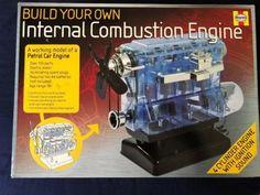 Haynes Internal Combustion Engine Build Your Own 4 Cylinder Engine