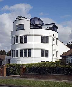 The Round House - Southport, Merseyside. According to urban legend, a huge US soft drinks company has failed in several attempts over the years to advertise its products on the iconic Round House in Birkdale during golf tournaments.