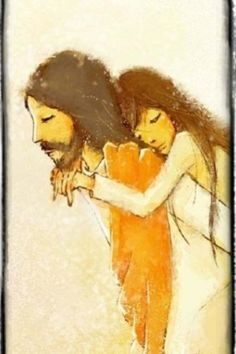 Jesus, carry me.  El Roi, the God who sees me, through everything else, little me. Wow, because of HIS love, my life is changed.
