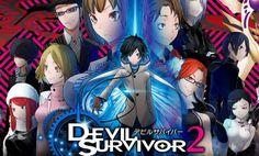 Devil Survivor 2 Anime Promo