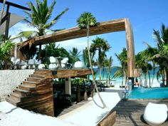 Boutique hotels in Tulum, Mexico: BE Tulum, Las Ranitas Eco-Boutique Hotel and…