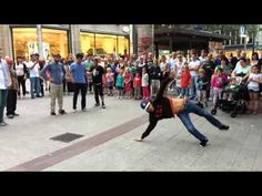 Street Dancer Hamburg - YouTube