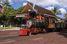 Sugar Cane Train, Lahaina-Kaanapali & Pacific Railroad