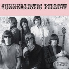 Jefferson Airplane - Surrealistic Pillow (1967)  White Rabbit et la voix de Grace Slick