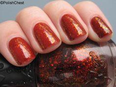 Nfu Oh - #59 over Essie - In Stitches