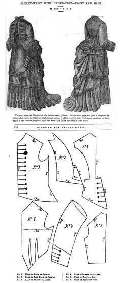 Peterson's Magazine 1874