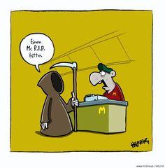 Cartoon Mc RIP