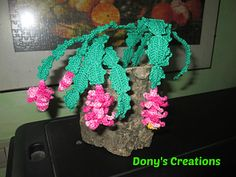 Ravelry: Cactus di Natale pattern by Donatella Saralli
