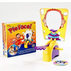 Buy Pie Face Game Online at Toy Universe Australia