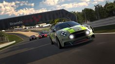 From today gamers can enjoy driving the virtual MINI Clubman Vision Gran Turismo. Inspired by the brand's legendary motor racing success, the MINI Design Team has created the essence of a MINI to enable maximum racing performance in the game Gran Turismo®6 for PlayStation®3. #GranTurismo6 #MINI #OrlandoMINI #Playstation
