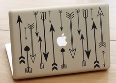 arrow Macbook pro decal, Arrows Decal - Arrows - Vinyl Decal - Laptop Decal - Car Decal,  arrow Laptop Stickers - arrow decor