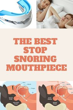 Do you or someone you know have a problem with snoring? 😴 This article explores how a stop snoring mouthpiece works and which one is the best for you.